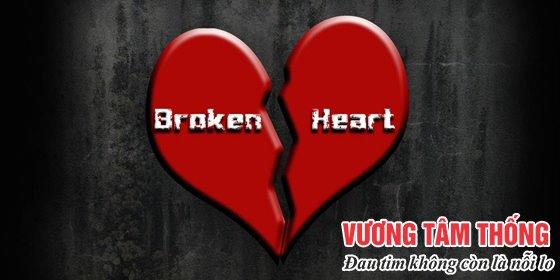 Hội chứng trái tim tan vỡ gây ra bởi những tổn thương về tâm lý